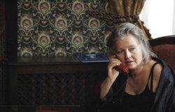 Hanna Schygulla, in 'The Edge of Heaven'